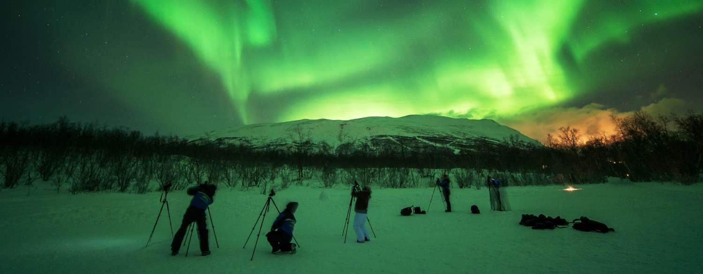 Aurora Nights and Amazing Experiences