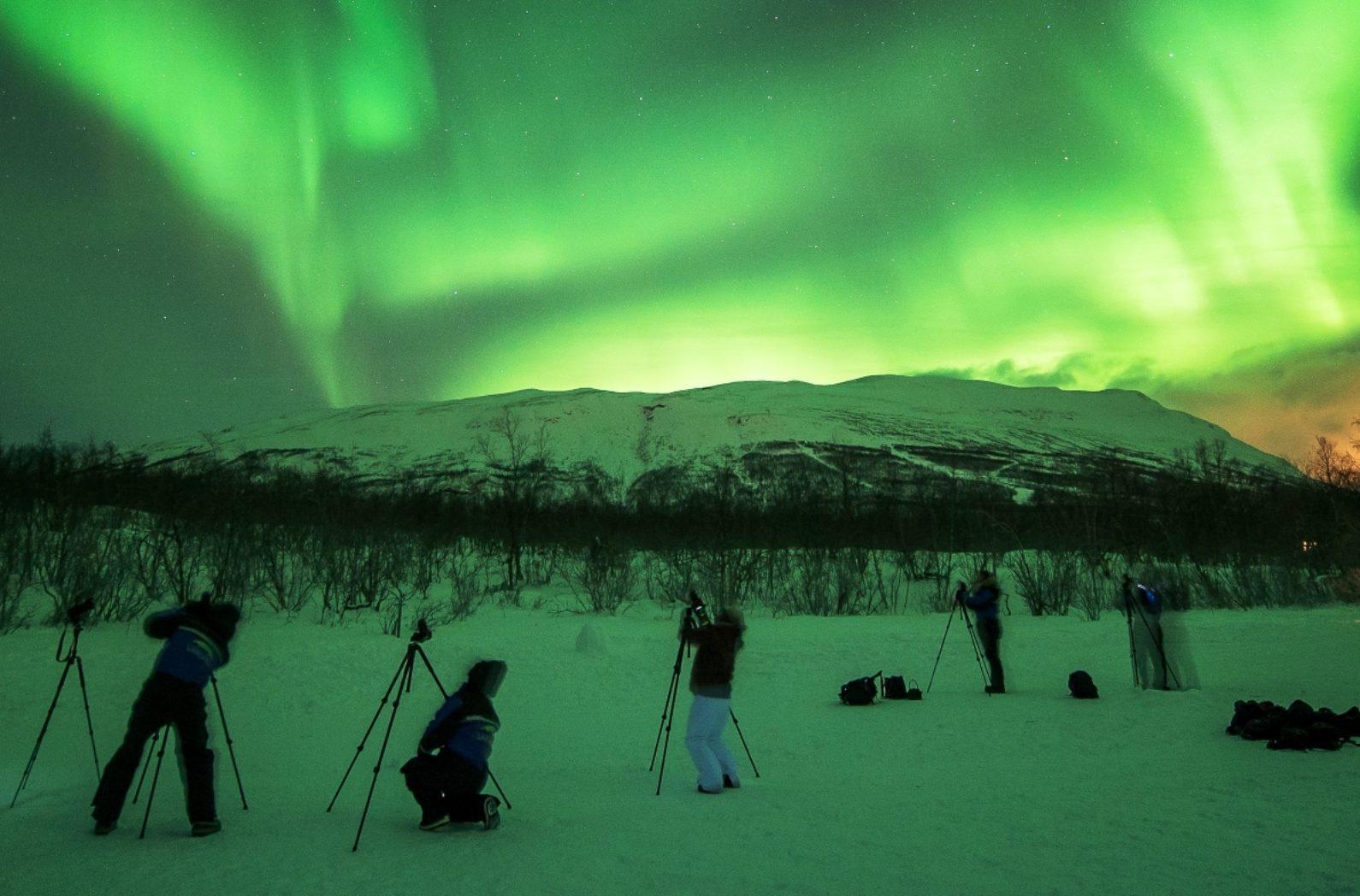 Abisko and Best of Swedish Lapland