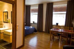 Room at Hotel Arctic Eden