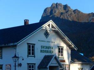Svinoya Rorbuer - Base Camp Lofoten