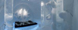 Art Suite Ice Hotel Swedish Lapland