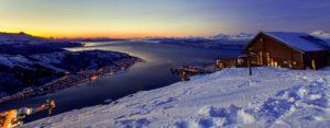 Views over Fjords Narvik - copyright Markus Eriksson