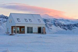 Eyjafjallajökull Wilderness Cabin Iceland
