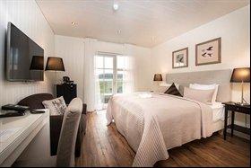 Bedroom in Hotel Grimsborgir, Iceland