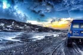 Porsmork SuperJeep tour, Iceland
