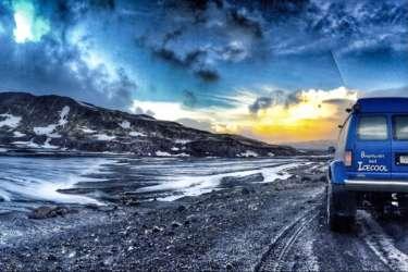Porsmork SuperJeep Tour in South Iceland
