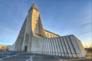 Reykjavik Cathedral, Iceland