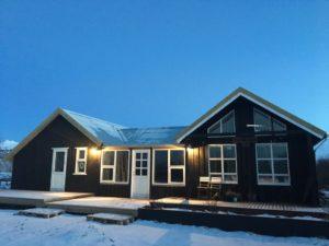 Saeli Icelandic Cabin in Iceland