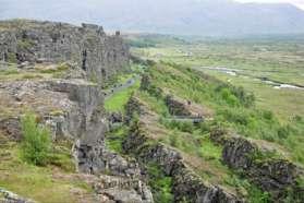Thingvellir Rift Valley, Iceland