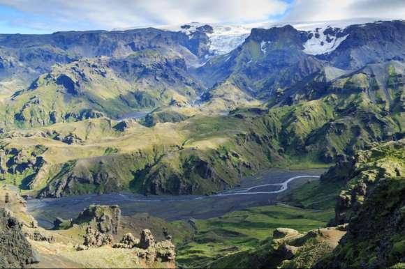 Thorsmork SuperJeep tour, Iceland