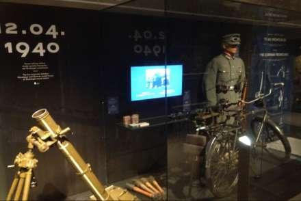 War Museum, Narvik, Norway