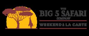 The Big 5 Safari Company logo