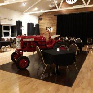 Hotel Fljótshlíð, Smáratún farm Restaurant