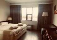 Bedroom of Smaratun Farm Hotel, Iceland