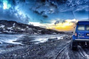 Porsmork SuperJeep tour, South Iceland