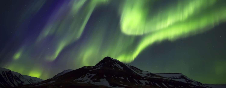 Iceland Northern Lights Express breaks