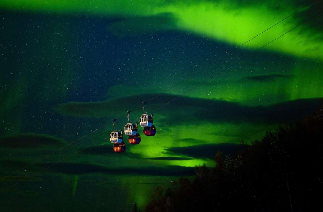 The Aurora Addicts Abisko, Narvik & Tromso Break