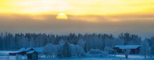 Scenery Swedish Lapland