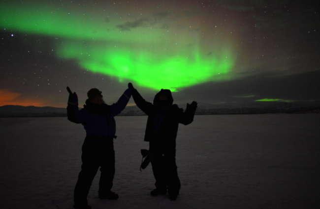 The Tromso, Abisko & ICEHOTEL Aurora Addicts Explorer