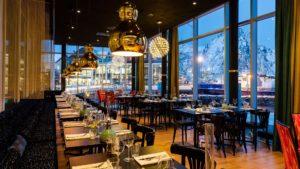 Thon Hotel Svolaver Dining Room