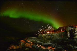 Northern Lights on Senja Island