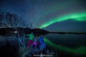 Northern Lights Hunting Svolvaer Norway