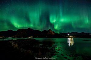 Aurora Borealis Svolvaer Norway