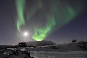 aurora borealis narvik