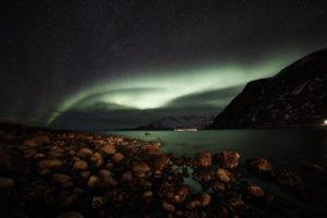 Northern lights Lofoten Norway Copyright Francisco Damm