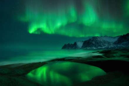 Aurora-Borealis-Norway-copyright-Arild-Heitmann