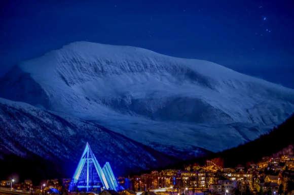 Tromso quayside, Norway