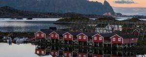 Svinoya Svolvaer Lofoten Islands