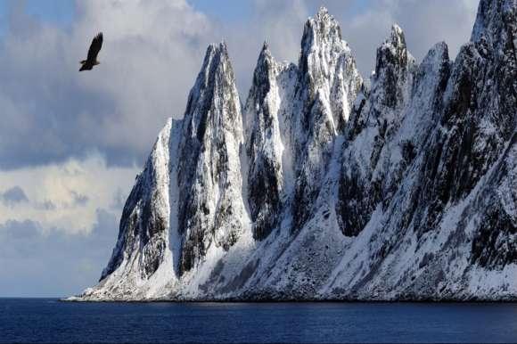 Senja Island Norway
