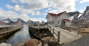 Mejford Brygge Senja Norway