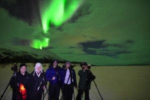 Northern lights Lights Over Lapland Abisko