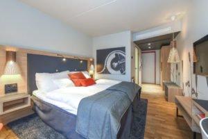 Clarion Edge bedroom