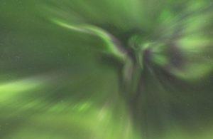 Aurora Borealis. Photographer Helgi Bragason