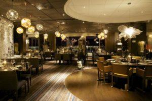 The Restaurant at the Clarion Sense Lulea