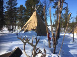 Sapmi Nature Camp Lapponia Sweden