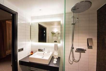 clarion sense Lulea deluxe bathroom