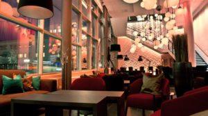 lounge- clarion sense hotel lulea