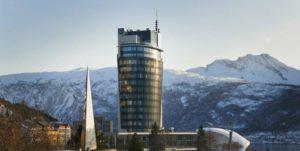 Outside of Scandic Hotel Narvik