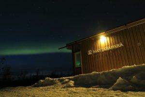 Mattarahkka Lodge Kiruna Sweden