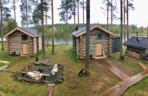 Arctic Retreat cabins Sweden