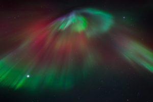 Corona of Northern Lights