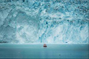 Equip Glacier in Greenland