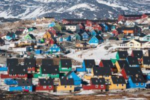Ilulissat in Greenland