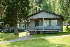cabin at Brandon Lodge in the Lulea Archipelago