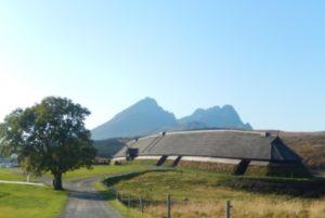 Viking Museum, longhouse, Lofoten