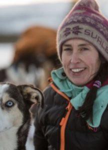 Ylva, Husky guide in Sweden